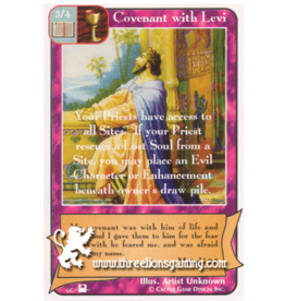 Priests: Covenant with Levi