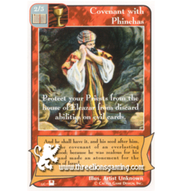 Priest: Covenant with Phinehas