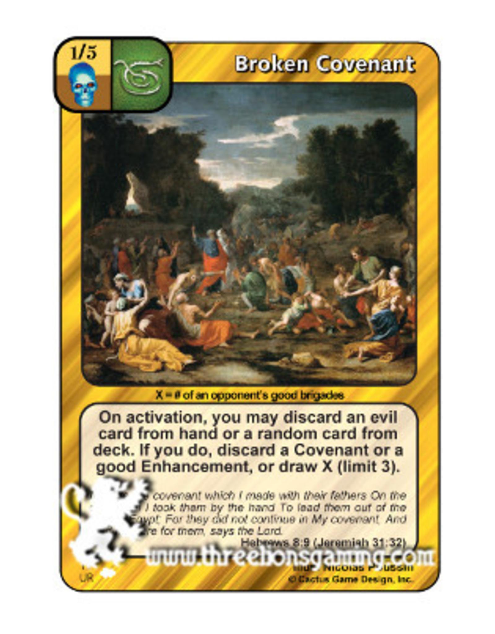 Broken Covenant (CW)