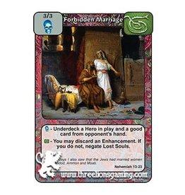 LoC: Forbidden Marriage
