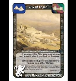 FoM: City of Enoch