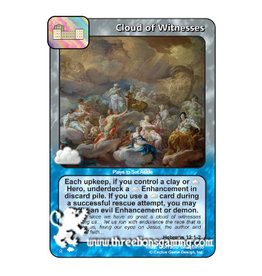 CoW: Cloud of Witnesses