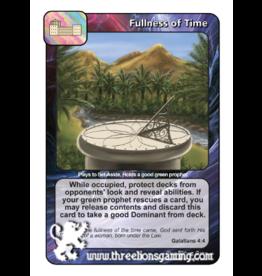 PoC: Fullness Of Time