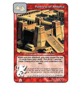 EC: Fortress of Antonia