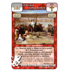 Fifth Seal (Justice Seekers)
