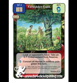 FoM: Forbidden Fruit