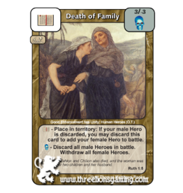 FoM: Death of Family
