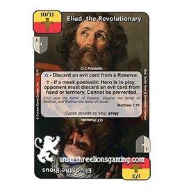 LoC: Eliud, the Revolutionary / Eliud, the Pious