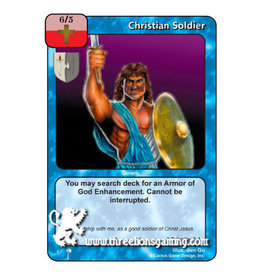PC: Christian Soldier (male)