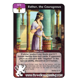 Esther, the Courageous
