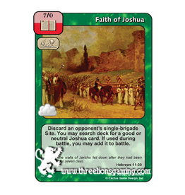 CoW: Faith of Joshua