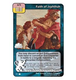 CoW: Faith of Jephthah