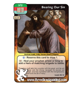 Bearing Our Sin