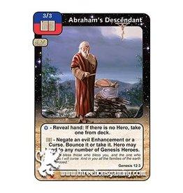 LoC: Abraham's Descendant