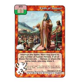 CoW: Faith of Samuel