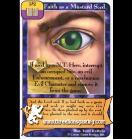 Di: Faith as a Mustard Seed