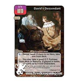 LoC: David's Descendant