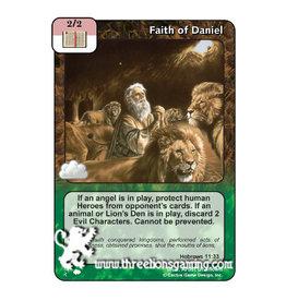 CoW: Faith of Daniel