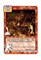 CoW: Faith of Gideon