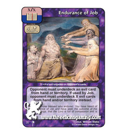 Endurance of Job