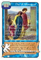 Priests: Day of Atonement
