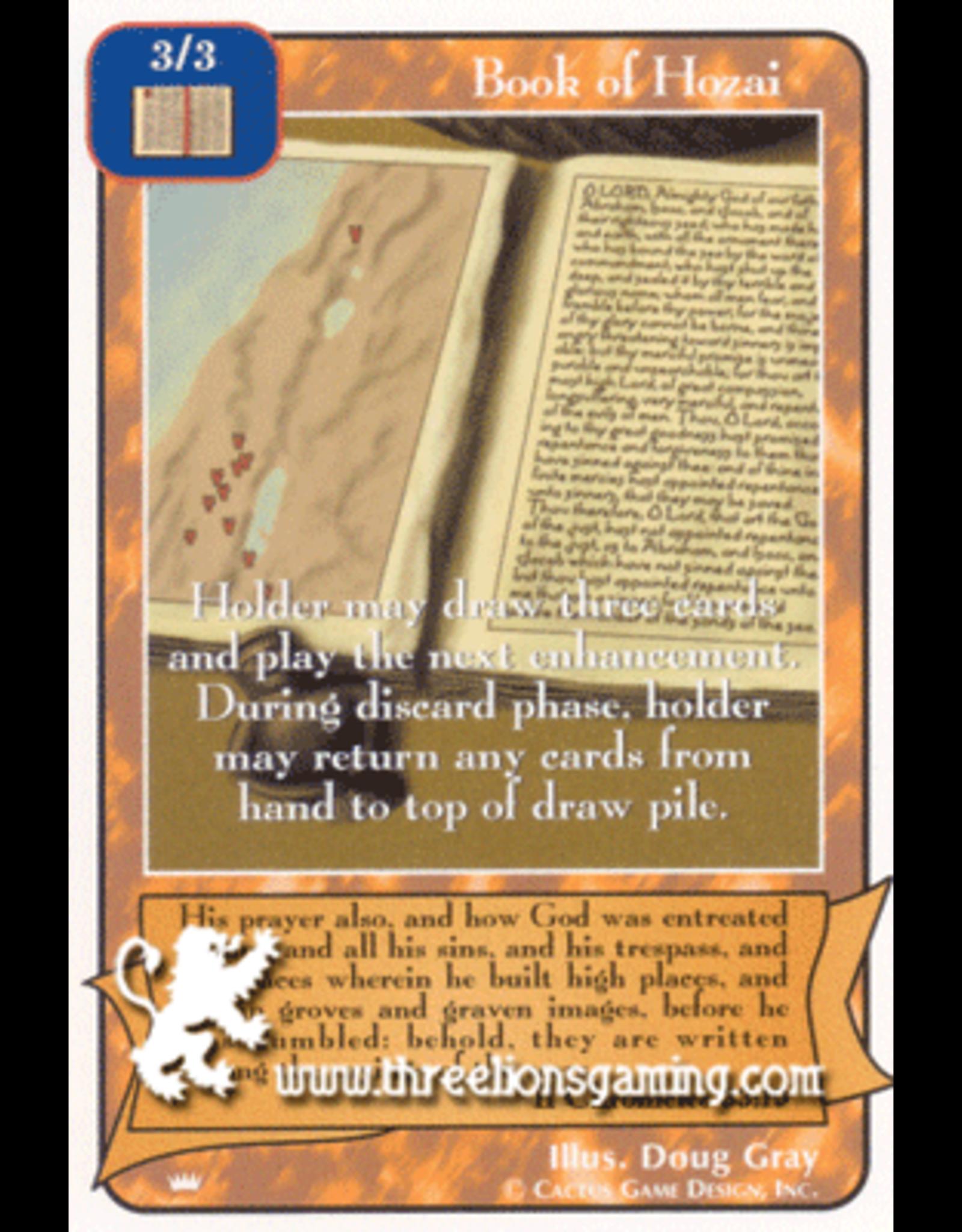 Ki: Book of Hozai