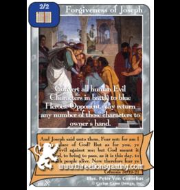 Forgiveness of Joseph