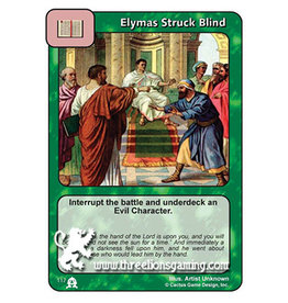 EC: Elymas Struck Blind