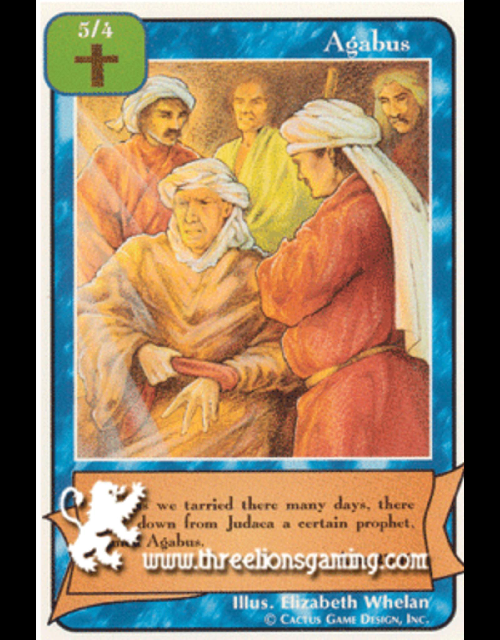 Prophets: Agabus
