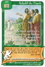 Di: Behold the Lamb