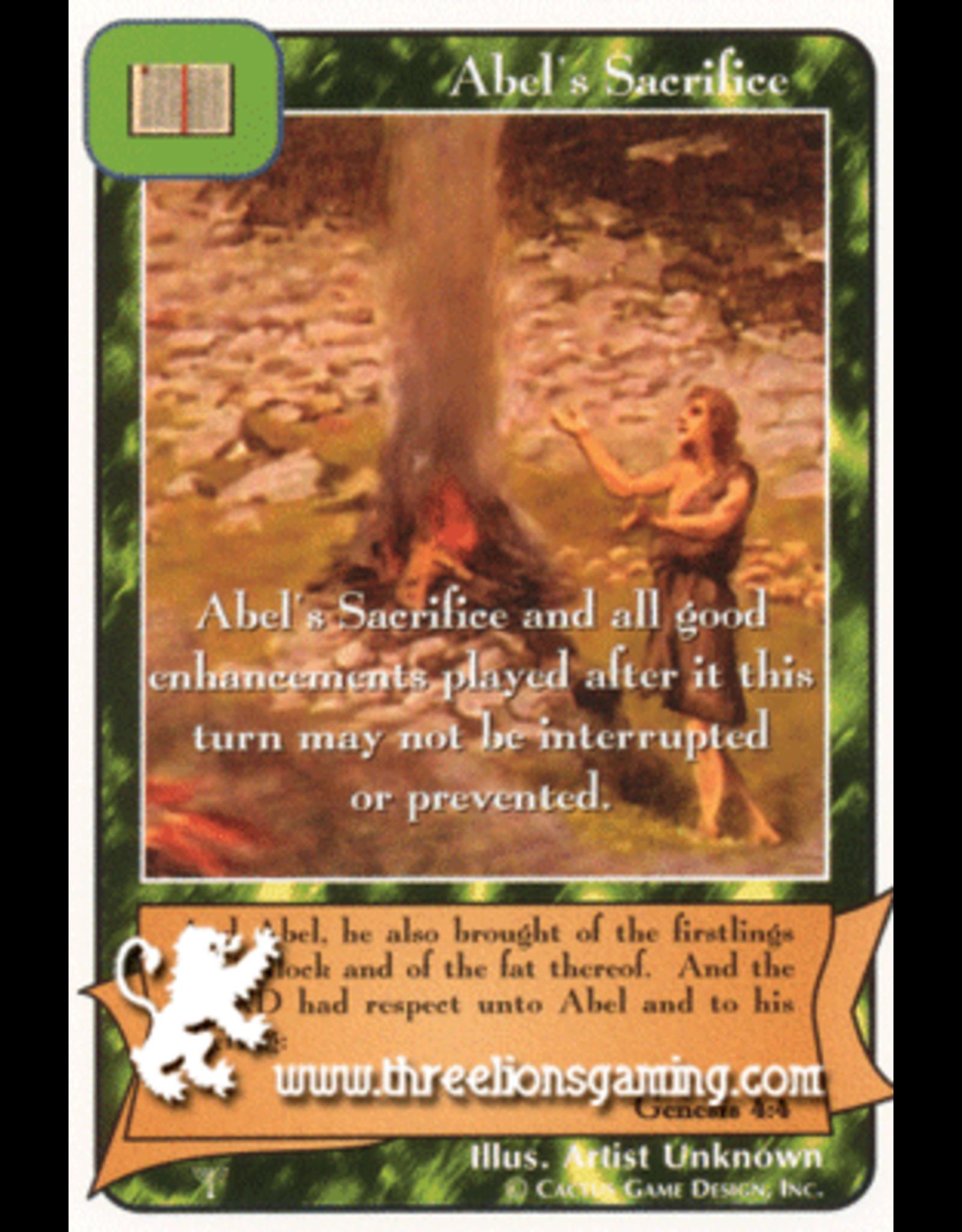 Abel's Sacrifice (PA)