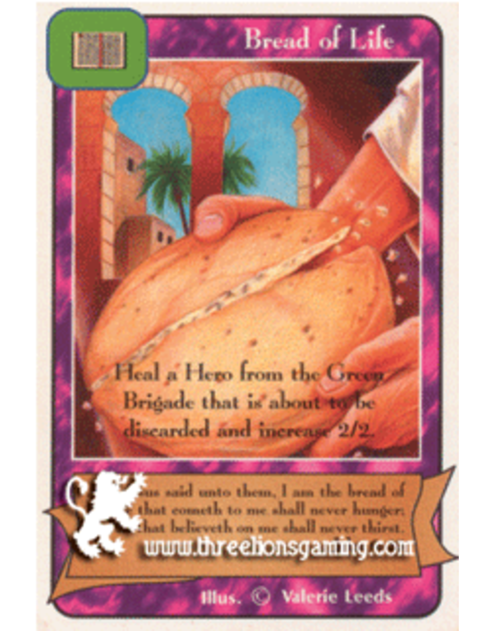 Orig: Bread of Life