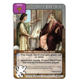 PoC: David, God's King