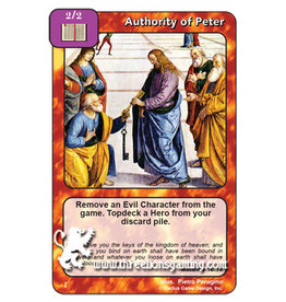 I/J: Authority of Peter