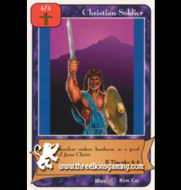 C/D: Christian Soldier