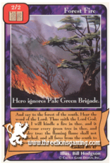 Prophets: Forest Fire