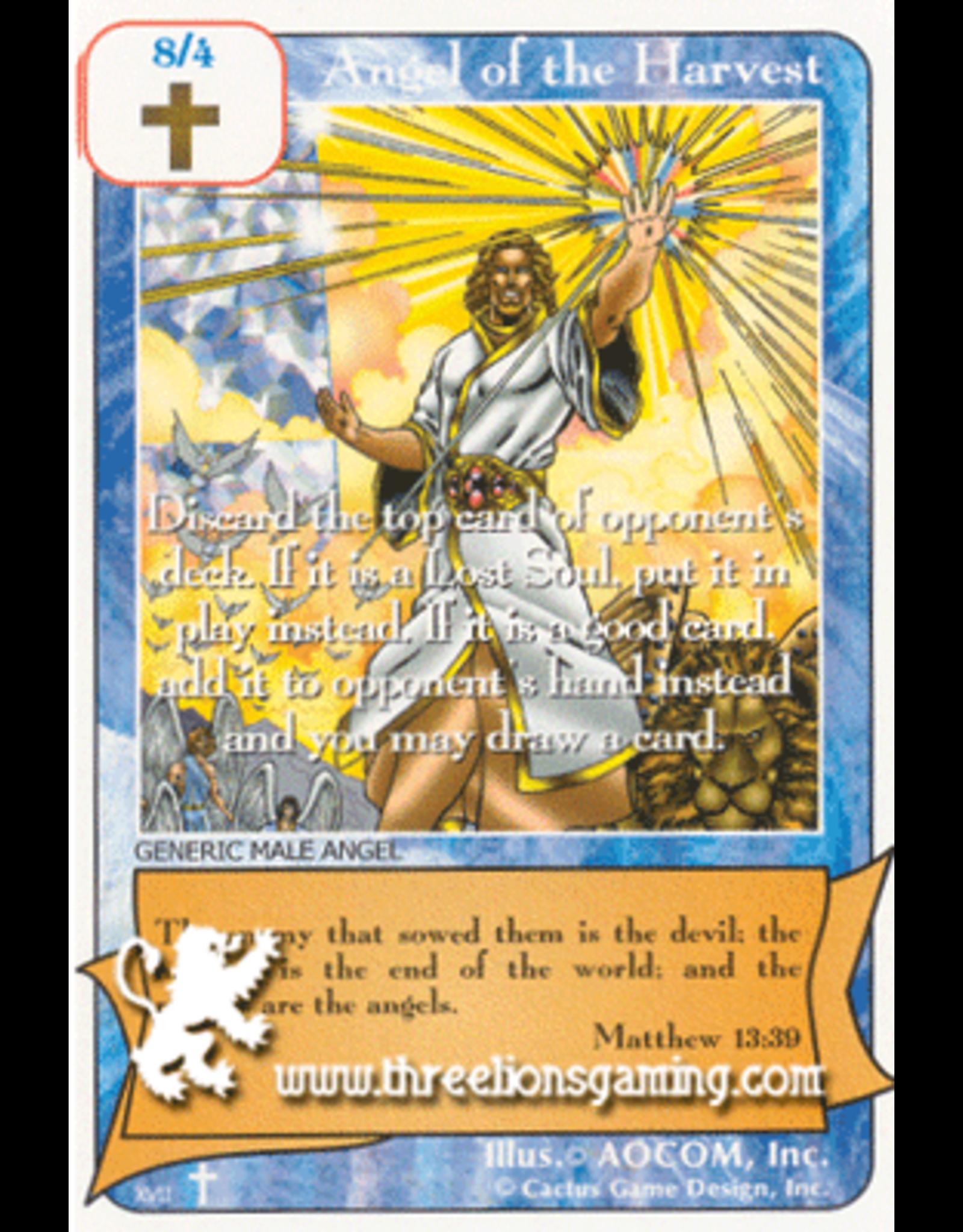 RoA: Angel of the Harvest
