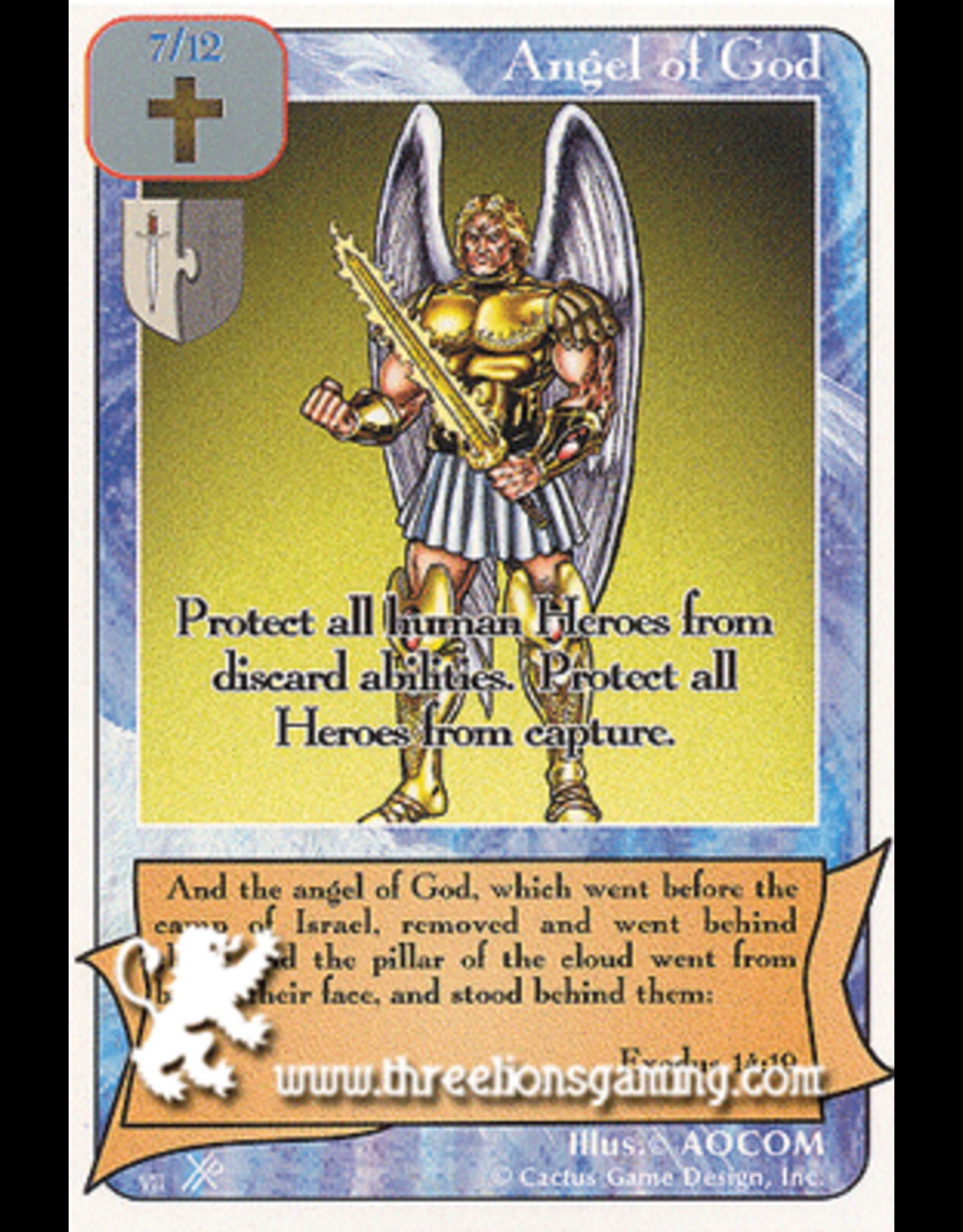 FoOF: Angel of God
