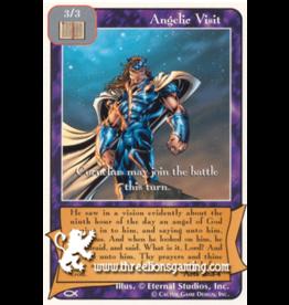 Angelic Visit