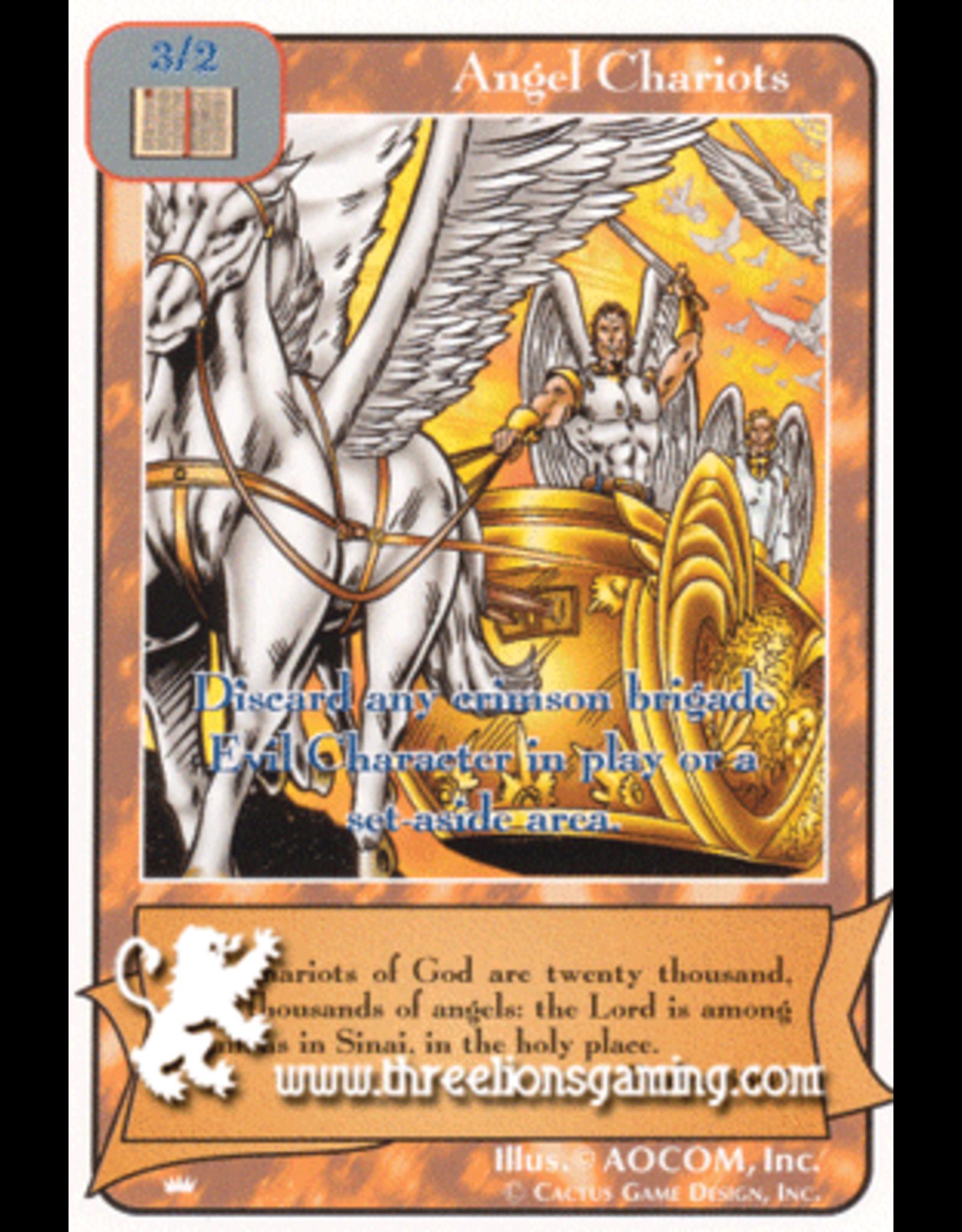 Angel Chariots (Ki)