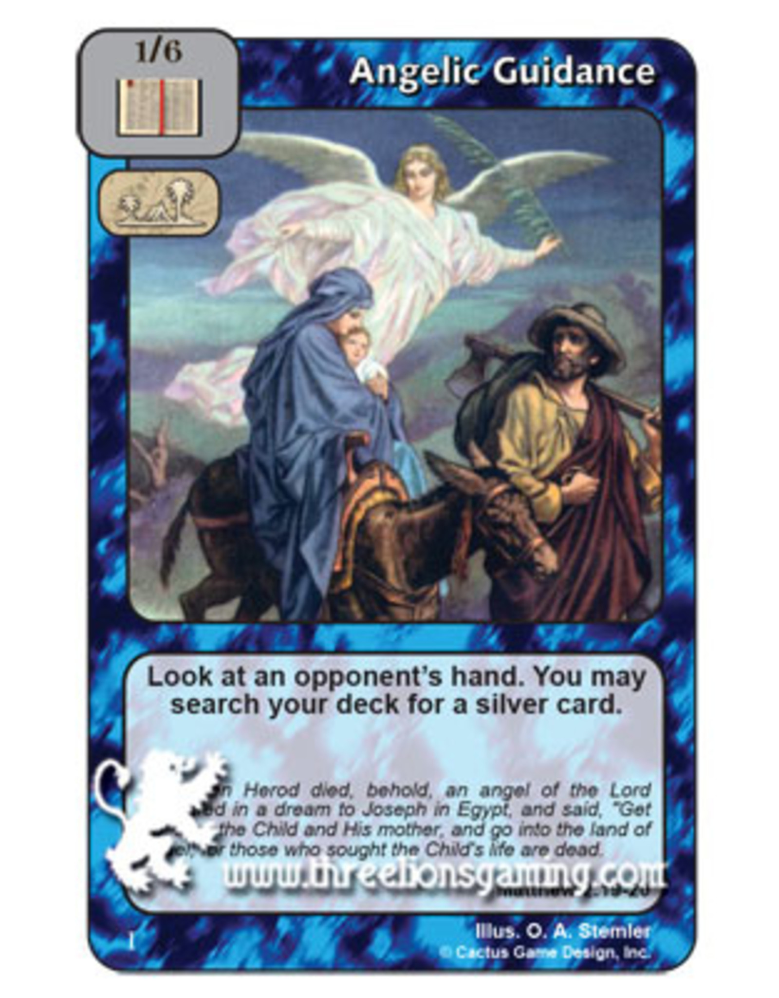 I/J: Angelic Guidance
