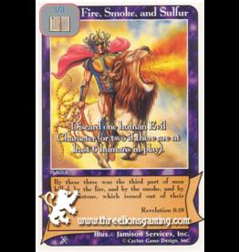 FoOF: Fire, Smoke, and Sulfur