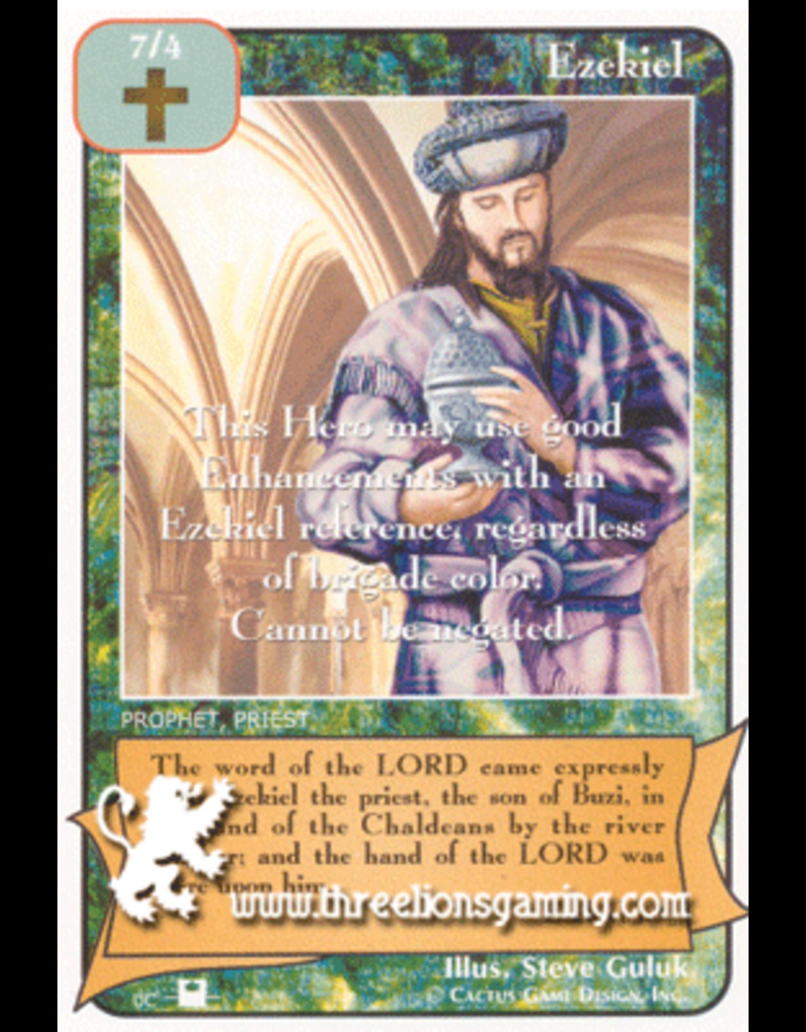 Priests: Ezekiel