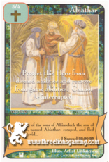 Priests: Abiathar
