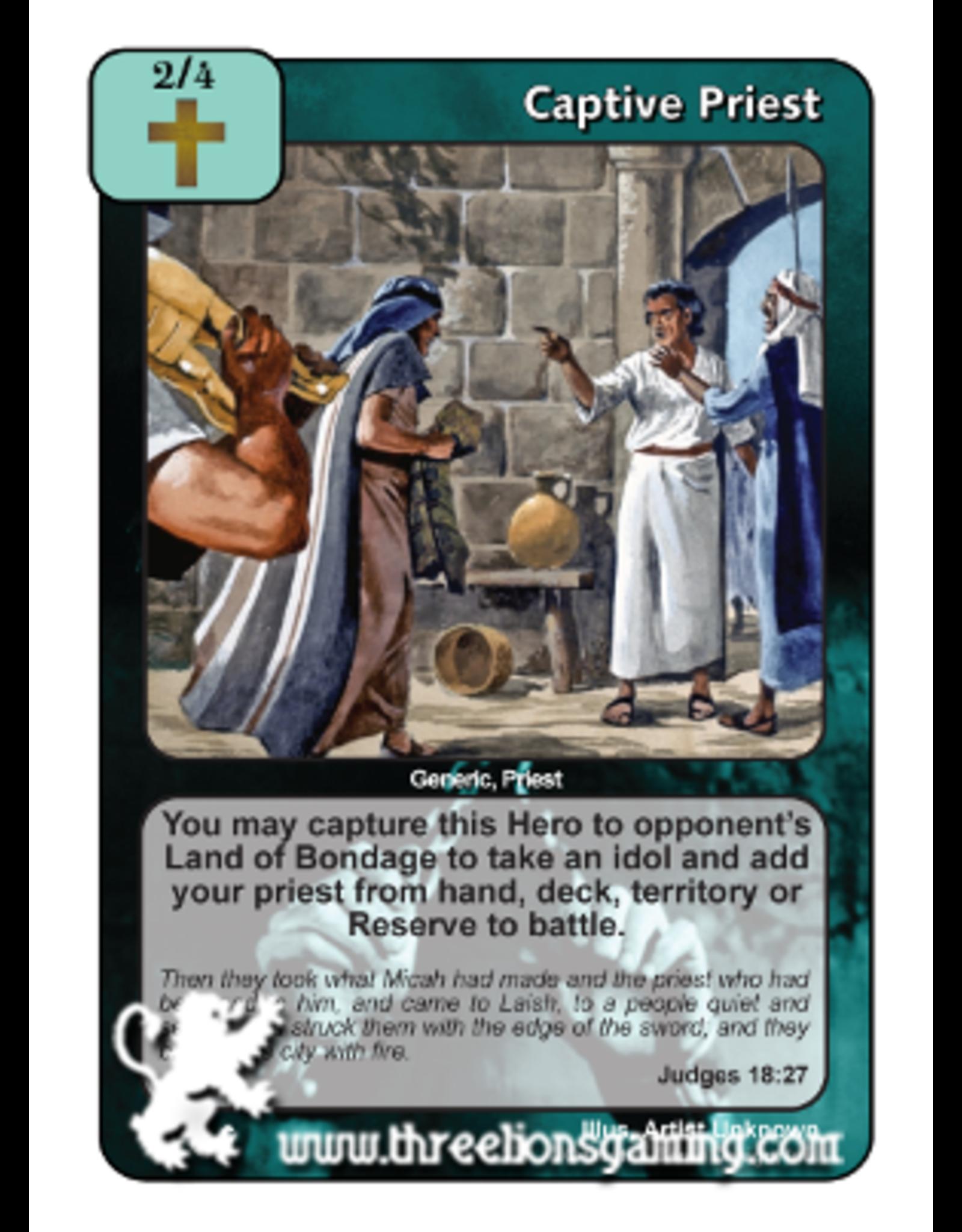 FoM: Captive Priest