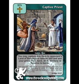 Captive Priest