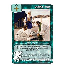 Dutiful Priest