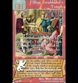 FoOF: Filling Zerubbabel's Temple