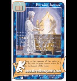Priests: Burning Incense