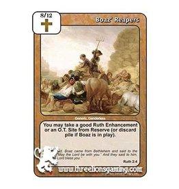 Boaz' Reapers